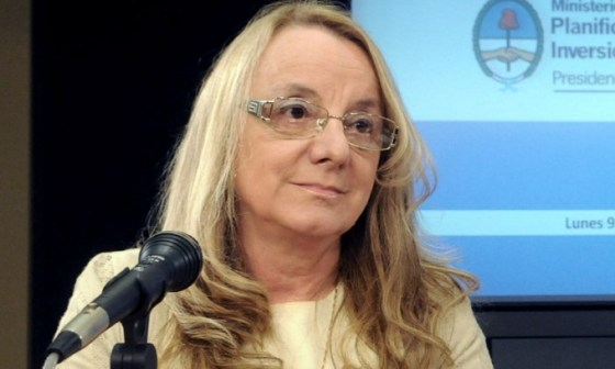 Alicia Kirchner denunciada