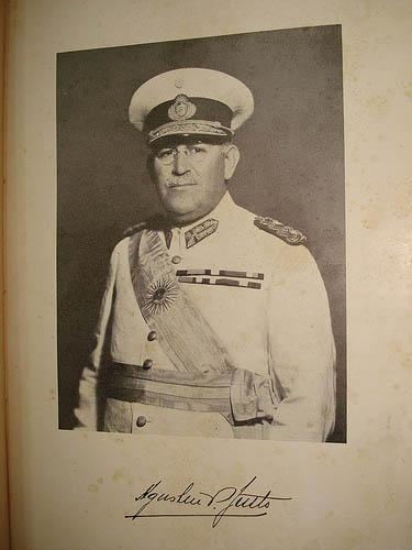 Presidente Agustín P Justo