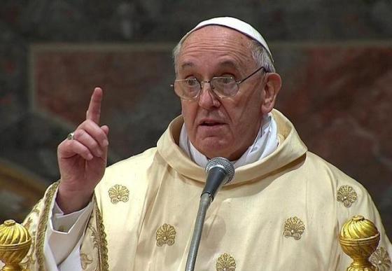 El Papa da coartadas al terrorismo