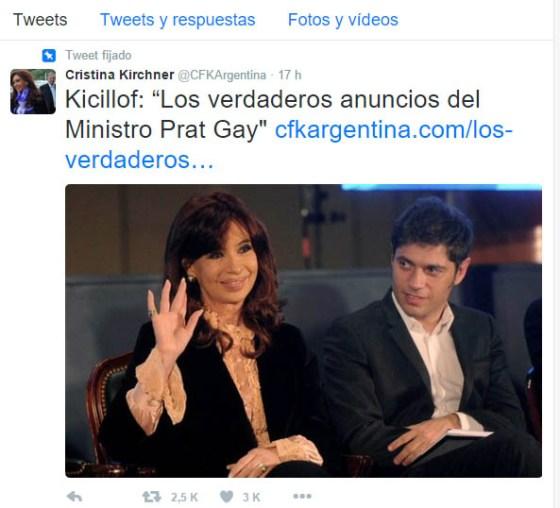 twitter-CFK-kicillof