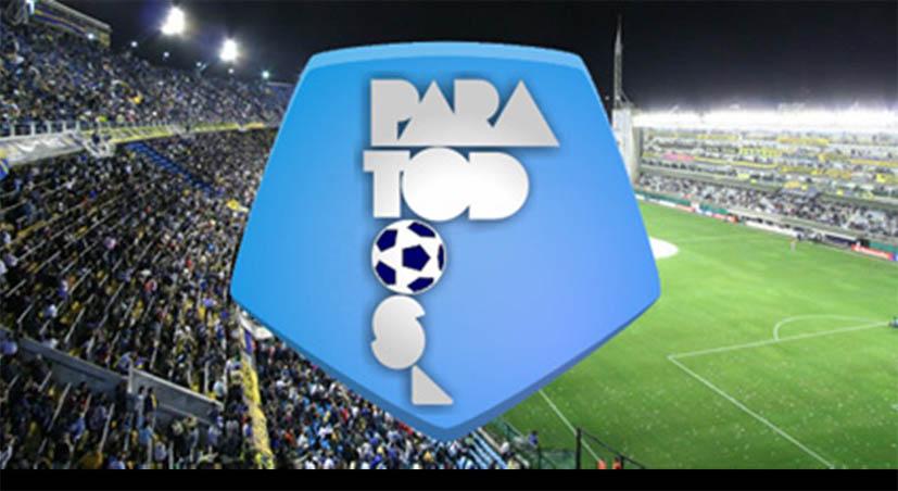 FUTBOL PARA TODOS-2016