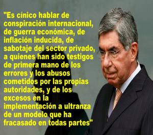 OscarArias-es-cínico