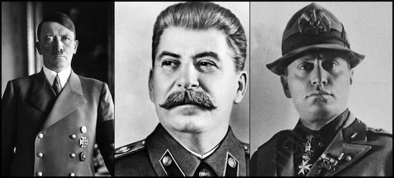hitler stalin y mussolini