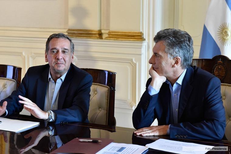 Lino Barañao, ministro de Macri