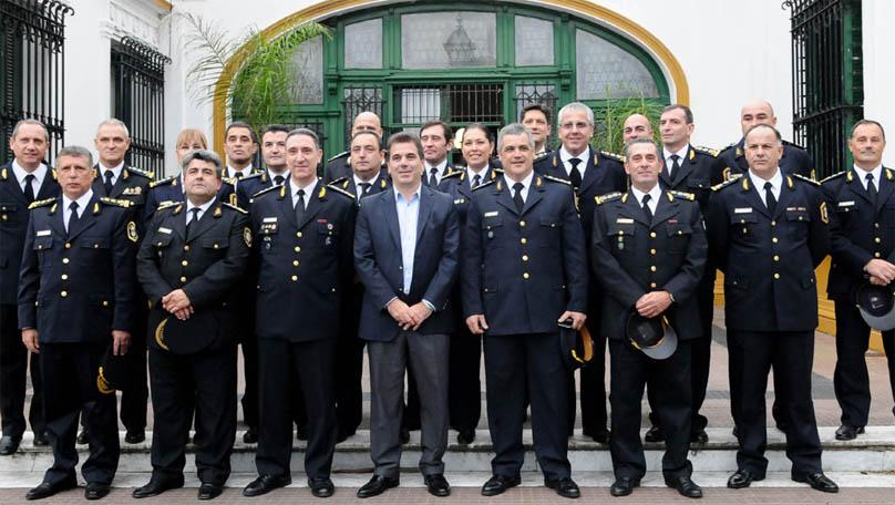 Mafias en la cúpula de la Bonaerense