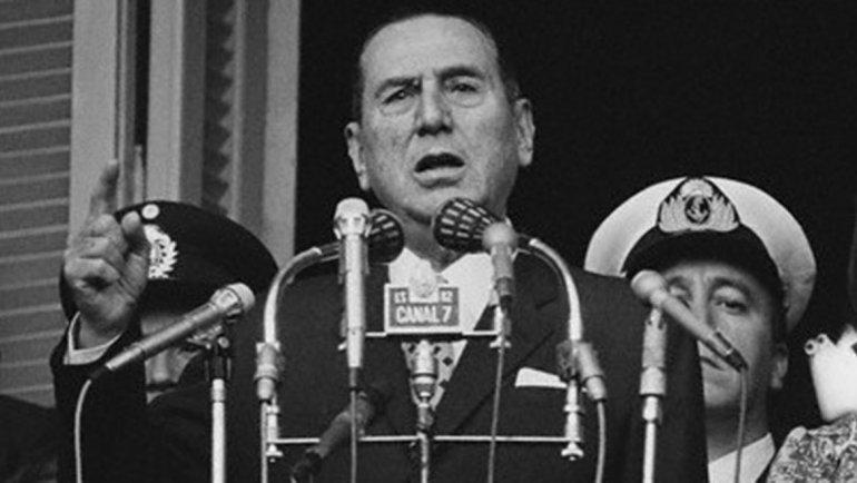 Perón 1 de mayo de 1974