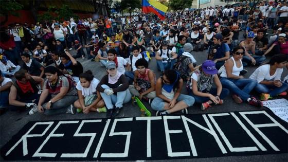 Venezuela-resistencia