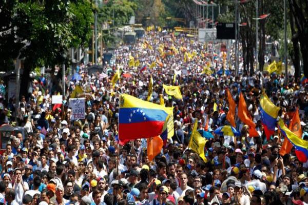 Marcha-a-Caracas