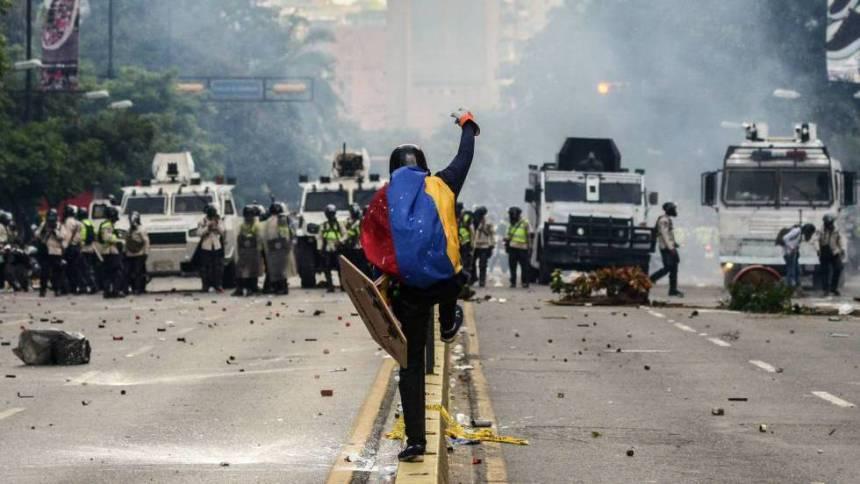 Argentina nunca pudo ser Venezuela y por tanto Macri no nos salvó de serlo 0436c61abdf28