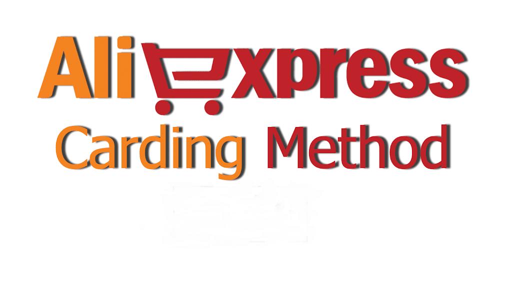MÉTHODE DE CARDING ALIEXPRESS