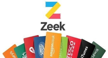 Méthode de carding cartes-cadeaux avec Zeek.me
