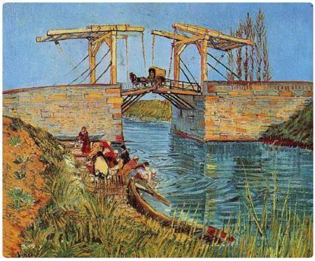 Il ponte di Langlois - 1888 - van Gogh