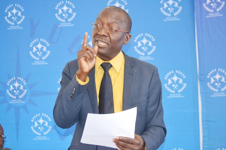 Minister voices disunity in sport