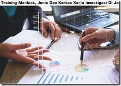 Pelatihan Teknik Pemberkasan Dan Penulisan Laporan Hasil Audit Investigasi Yang Efektif Di Jogja
