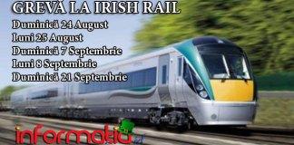 greva Irish Rail