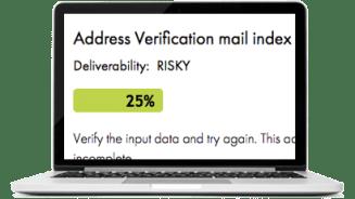 Image result for Customer address verification software unveiled