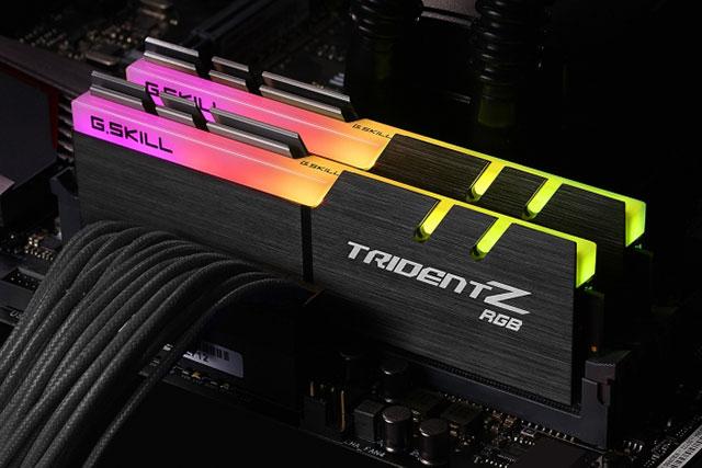 Los módulos GSkill DDR4 3200 AMD Threadripper informaticapremium Edition