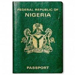 cost of international passport in Nigeria