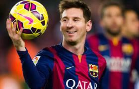 Messi lione photo