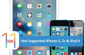 According to Apple, iOS 11 will make iPhone 5, 5c and iPad 4 obsolete in terms of Apple ecosystem.