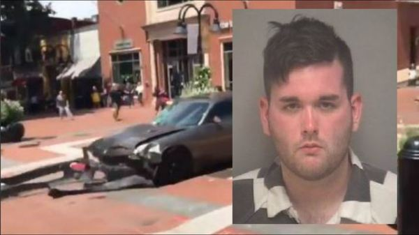 Driver Of Car That Killed Counter-Protester IDed As James ...