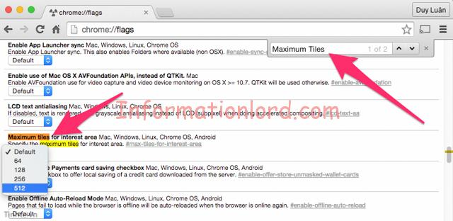 hidden features of google chrome, enable speed chrome, flag feature chrome