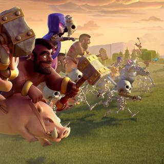Clash Of Clans May Balancing Update