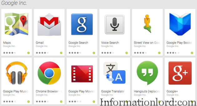 Download Latest gApps Package