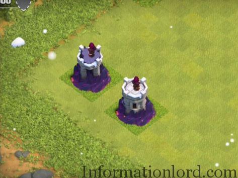 Wizard tower upgrade in Clash of Clans update- December 2016