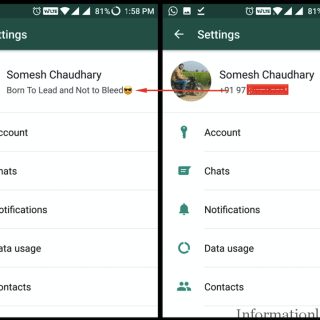 Get Back Old WhatsApp Status on your Phone
