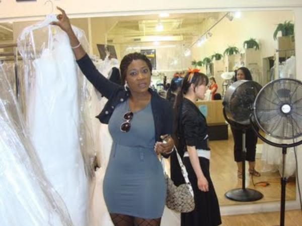 mercy jonson 1 - Awww!!! See How Nollyood Actress, Mercy Johnson, Celebrated Her Husband On Valentine