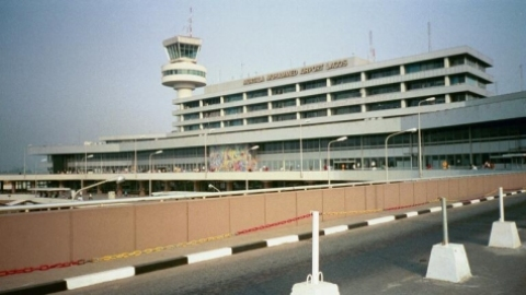Image result for drug pushers at murtala mohammed airport