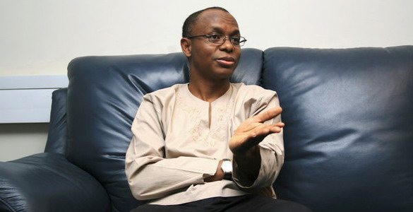 ELRUFAI1 - A man riding and clinging on the Horse of his Godfather is telling others how to kill the Horse of their Godfathers – Shehu Sanni Shades El-Rufai