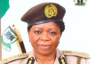 CONTROLLER-GENERAL, NIGERIAN IMMIGRATION SERVICE, MRS. ROSE UZOMA