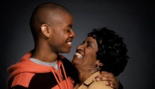 black-man-with-his-mother