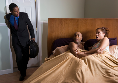 How To Deal With Unfaithful Wife