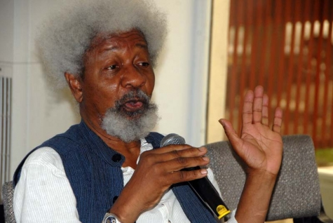 wole soyinka3 - Both PDP and APC Don't Deserve Our Votes – Prof. Wole Soyinka