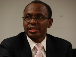 elrufai Copy 600x450 - I defeated and retired the four political godfathers In Kaduna, Here Is How To End godfatherism In Lagos – El Rufai To Muiz Banire