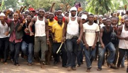 Image result for FG pays ex-militants two months salary