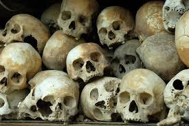 Image result for human skull ogun state