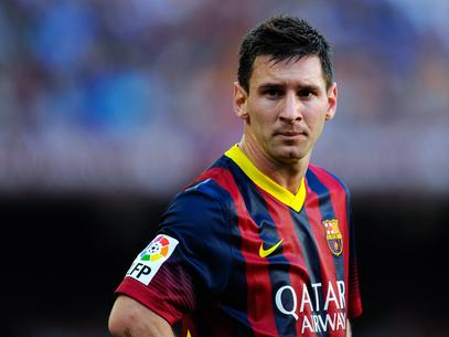 Man City Will Be Looking to Stop Lionel Messi from Troubling Their Defence. Image: Getty.