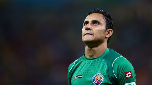 Keylor Navas Joined Real from Levante. Image: Getty Image.