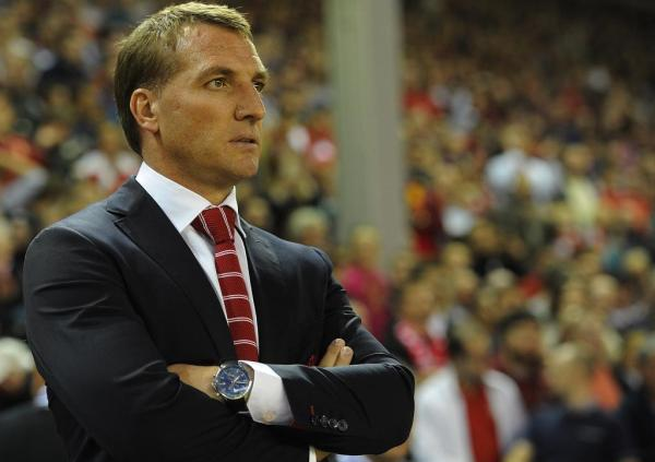 Brendan Rodgers UCL 20141501 - Rodgers Replaces Claude Puel As Leicester Boss