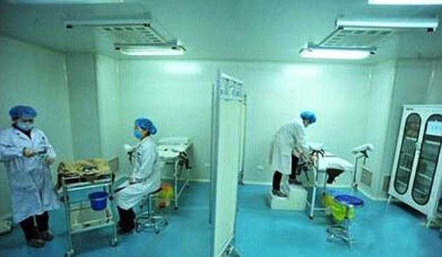 Sperm donation clinics in china