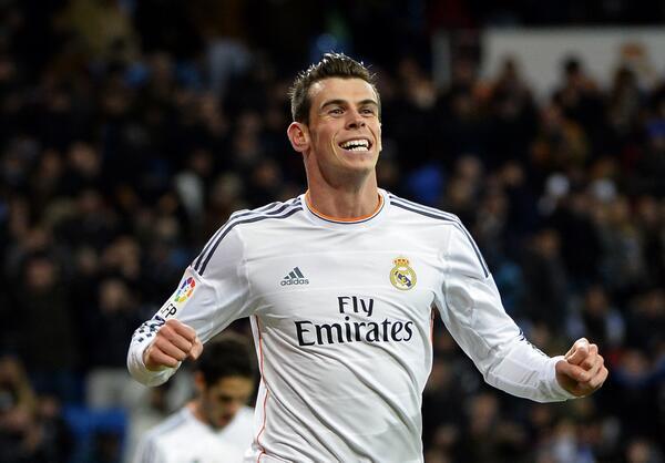 Gareth Bale vs Valladolid