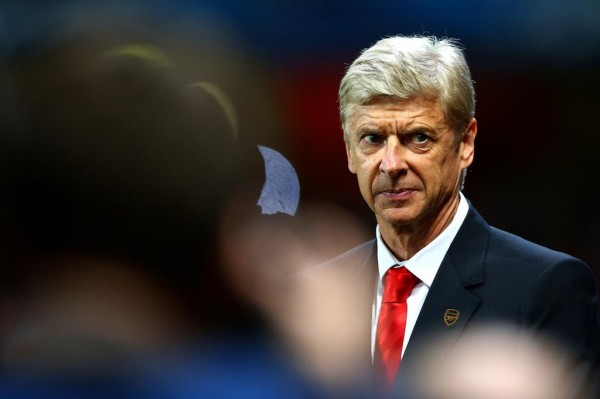 Arsene Wenger Says Managers Must Learn to Cope With Judgmental Supporters. Image: Getty.