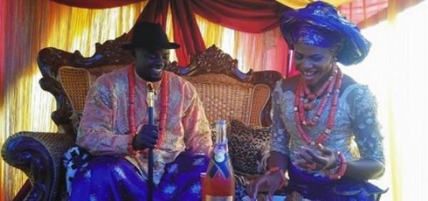 Blessing Okagbare Married