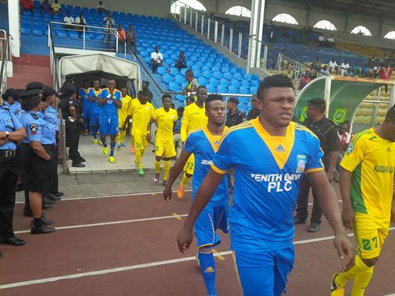 """Warri Wolves' Gbolahan Salami Won Best National Team Player of the Year Award at the League Bloggers Gala on Monday Night. Image:"""" LMC."""