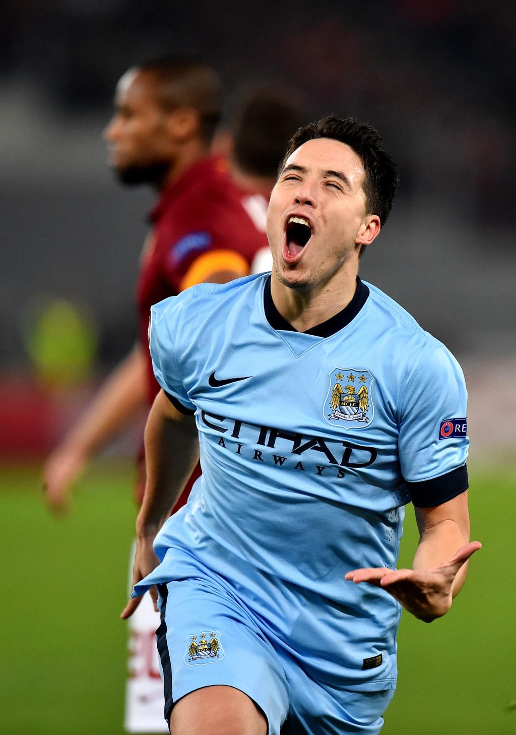 Nasri Out Of Arsenal Game, Aguero & Kompany Fit For Recall ...