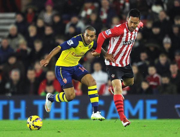 Maya Yoshida to Remain With Southampton Until 2018. Image: Southampton via Getty. Michael Jones/Southampton FC.